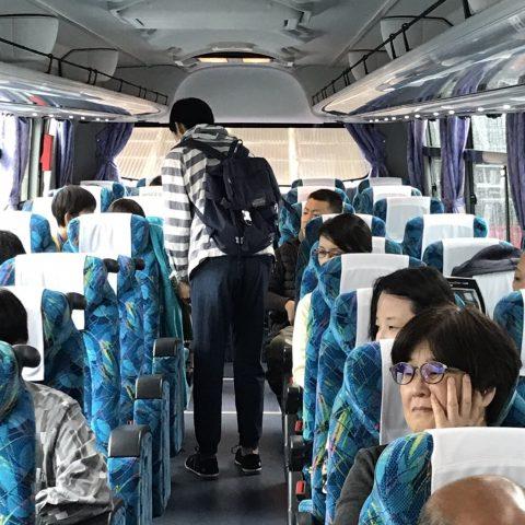 2017秋 バスで行く見学会のご報告